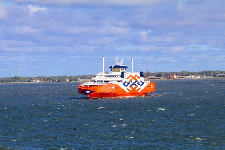 Travelnews.lv ar sabiedrisko transportu ceļo maršrutā Tallina - Muhu sala - Sāremā 306984