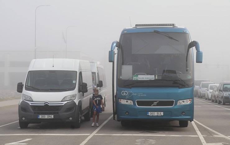 Travelnews.lv ar sabiedrisko transportu ceļo maršrutā Tallina - Muhu sala - Sāremā 306953