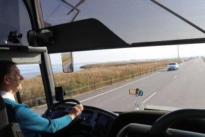 Travelnews.lv ar sabiedrisko transportu ceļo maršrutā Tallina - Muhu sala - Sāremā 24