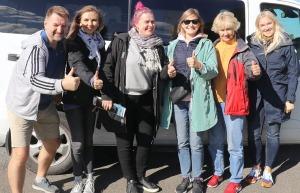 Travelnews.lv ar sabiedrisko transportu ceļo maršrutā Tallina - Muhu sala - Sāremā 26