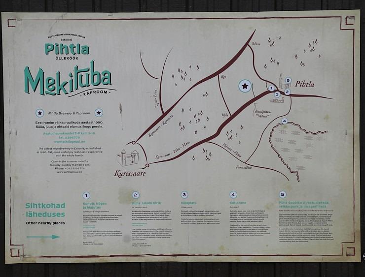Travelnews.lv iepazīst populāru Sāremā vietējā alus darītavu «Pihtla» 307013