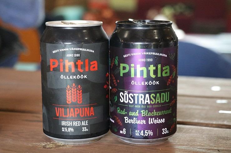 Travelnews.lv iepazīst populāru Sāremā vietējā alus darītavu «Pihtla» 307018