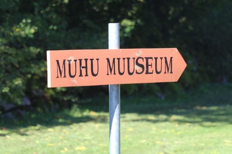 Travelnews.lv iepazīst Muhu muzeju Koguvas ciemā -
