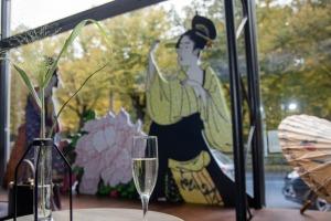Digital Art House piedāvā imersīvās izstādes pirmizrādi – «Japānas sapņi – Plūstošās pasaules tēli». Foto: Digital Art House 9
