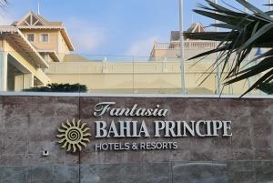 Iepazīstam ģimeņu laimīgāko viesnīcu «Fantasia Bahia Principe Tenerife» un tās priekšnesumus 6