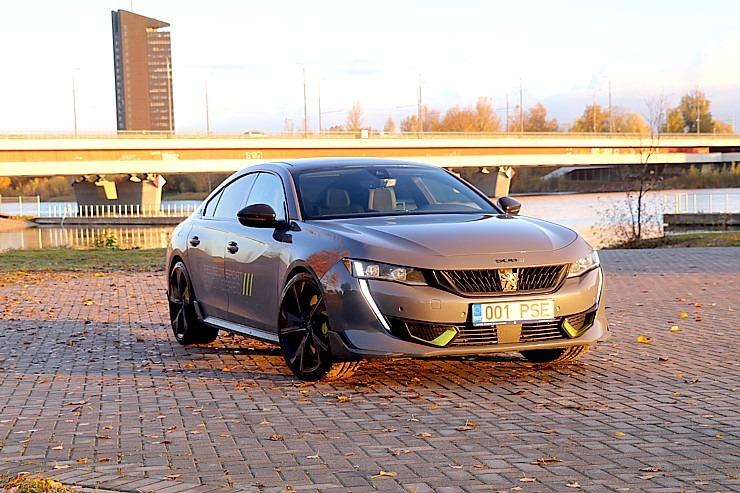 photo: Travelnews.lv sadarbībā ar «Amserv Krasta» apceļo Latgali ar jaudīgo «508 Peugeot Sport Engineered»