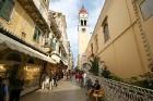 Šaurās ieliņas, kur izvietoti suvenīru veikali tūristiem 14