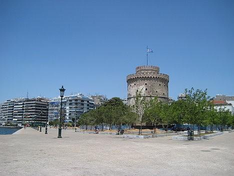 Saloniki ir otrā lielākā Grieķijas pilsēta, Maķedonijas provinces galvaspilsēta, kas dibināta 315. g. pirms mūsu ēras. Pilsētas simbols ir Baltais tor