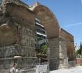 Pilsētas centrā atrodas imperatora Galerija Triumfa arka. Šodien Saloniki ir ziedoša, trokšņaina un zaļumiem bagāta pilsēta ar mūsdienīgiem namiem un  4