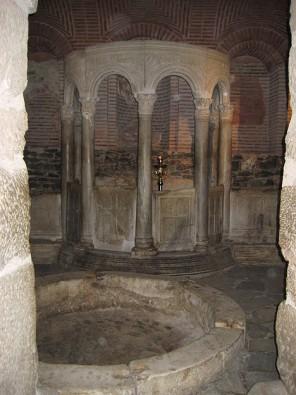 Romas pirts telpas
