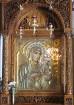 Bazilika izceļas ar skaistām freskām un unikālām mozaīkām 4