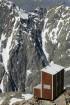 Pasaulē augstākā tualete gandrīz 5000 metru augstumā atrodas pie Eiropas augstākā kalna Monblāna virsotnes  (Bilde: web.de) 3