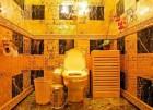 Dārgākais tualetes pods pasaulē atrodas Honkongā, kas 2001. gadā tika uzbūvēta no tīra zelta par 5,4 miljoniem eiro  (Bilde: web.de) 6