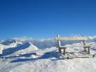 Ja ir apņēmība, drosme un labs laiks var doties augšā uz Stubnerkogel, kas ir 2250 m augsta virsotne 9