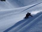 Iespējas izbaudīt sniegu šeit ir gan snovbordistiem, gan slēpotājiem 10