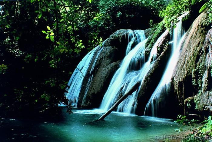 Vidējā gaisa temperatūra Dominikānā ir +27 grādi pēc Celsija  Foto: GoDominicanRepublic.com