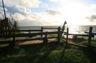 Skatu platforma Jūrkalnes stāvkrastā tiek uzturēta labā kārtībā un ir ļoti pievilcīga 9