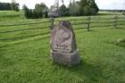Zoo uzstādīts piemineklis lācim Vinnijam, kas mita Cīruļos no 1996. līdz 2004. gadam 27
