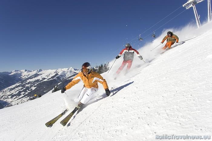 Austrija ir valsts, kur ziemas prieku cienītājiem sniedz visaugstāko servisa līmeni, piedāvā lieliski attīstītu slēpošanas infrastruktūru un uzņem vi