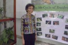 Tauriņu audzētavā Cebu Foto: Irīna Klapere, Relaks Tūre 10