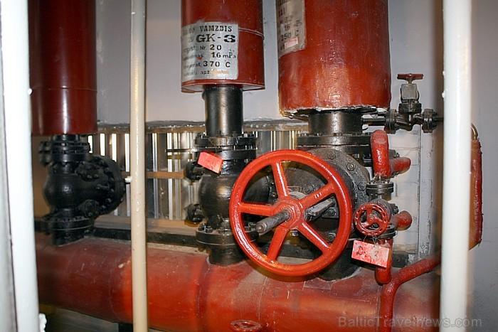 Enerģētikas un tehnikas muzejs atrodas Lietuvas galvaspilsētā Viļņā
