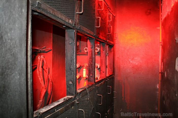 Elektrostacijas labirintos redzēsiet ne vienu vien pārsteigumu