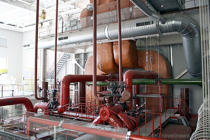 Enerģētikas un tehnikas muzejs var ieinteresēt arī tos, kuri tā īsti neidziļinās tehnoģiskajos procesos