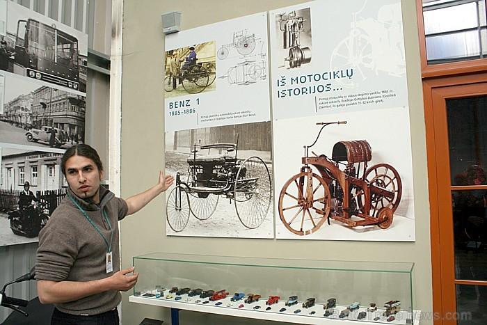 Pirmie transporta līdzekļi Lietuvā, kuri tika pasūtīti un izgatavoti ārvalstīs