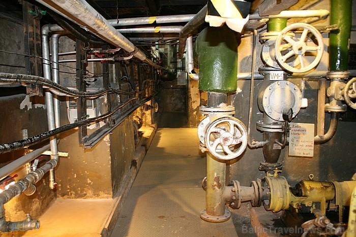 Lai piedalītos Dižajā Baltijas apceļošanas projektā ir nepieciešams nofotogrāfēties starp vecajām iekārtām