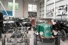 Enerģētikas un tehnikas muzejā ir iekārtota īpaša seno transporta līdzekļu ekspozīcija 32