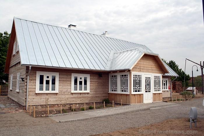 Žaļūķu dzirnavnieka viensēta atrodas Lietuvas pilsētā Šauļos