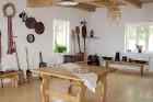Muzejā īpaša ekspozīcija ir veltīta maizes cepšanai nepieciešamajiem senajiem darbarīkiem 12