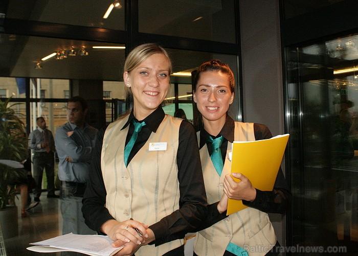Viesnīca Karavella (www.karavellahotel.lv) svin viesnīcas atklāšanu pēc renovācijas (14.07.2011) 63860