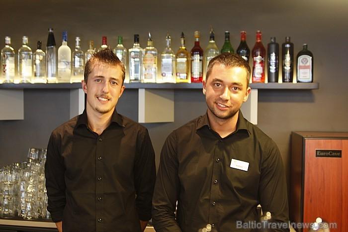 Viesnīca Karavella (www.karavellahotel.lv) svin viesnīcas atklāšanu pēc renovācijas (14.07.2011) 63896