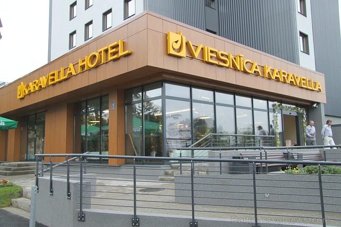 photo: Viesnīca Karavella svin viesnīcas atklāšanu pēc renovācijas