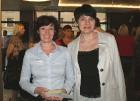 Sandra Trupovniece (Karavella Hotel pārdošanas menedžere) un Svetlana Yusupova (Karavella Hotel mārketinga vadītāja) 6