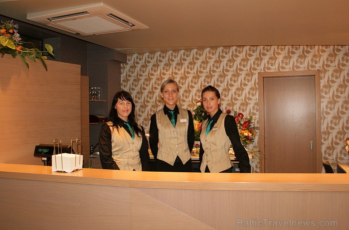 Viesnīca Karavella (www.karavellahotel.lv) prezentē viesu numurus pēc restaurācijas 63905