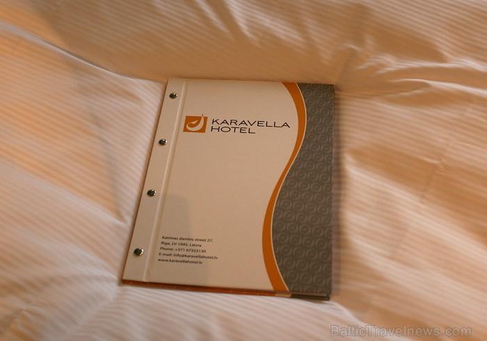 Viesnīca Karavella (www.karavellahotel.lv) prezentē viesu numurus pēc restaurācijas 63911