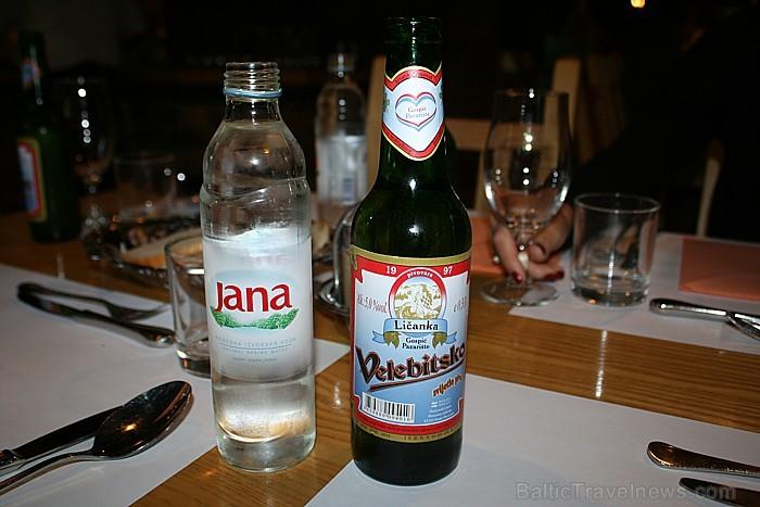 Kaut arī Horvātijā ir plašs vīnu piedāvājums, arī vietējie alus darinājumi ir gana labi