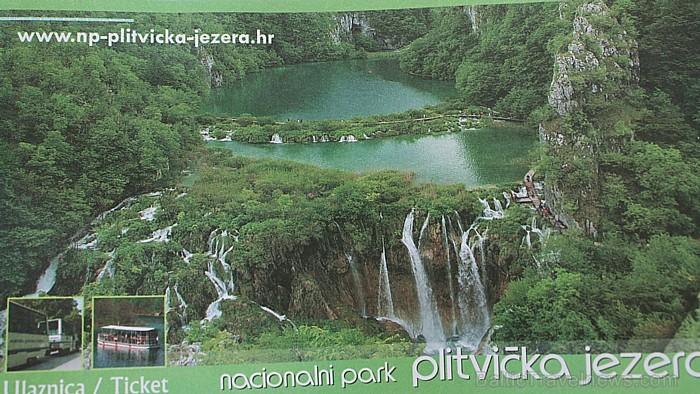 Vairāk informācijas par nacionālo parku «Plitvices ezeri»: www.np-plitvicka-jezera.hr