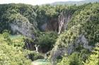 """Nacionālais parks """"Plitvices ezeri"""", kopš 1979.gada ir iekļauts UNESCO pasaules kultūras mantojuma sarakstā 1"""