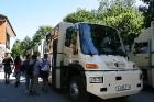Tūristu ērtībām kursē arī eletroautobuss 29