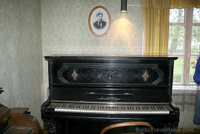 Talantīgais Čurļoņis ir radījis daudzus mūzikas skaņdarbus