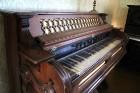 Muzejā var aplūkot autentisko pianīnu un harmoniju, uz kuras spēlēja komponists un citi viņa ģimenes locekļi 10
