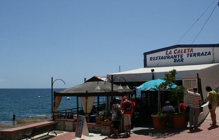 Ceļojuma laikā mēs apmeklējām vairākus restorānus un izbaudījām Kanāriju virtuves kultūru