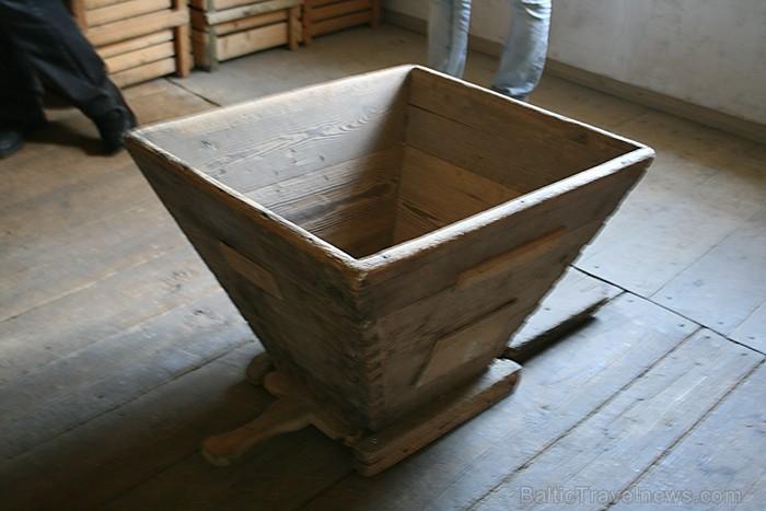 Čiekuru pārnesamā kaste