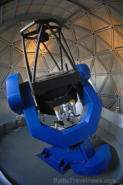 Piecās zālēs muzejs iepazīstina ar atšķirīgām cilvēka un cilvēces saiknēm ar Kosmisko pasauli. (Foto: www.nikostravel.lv)