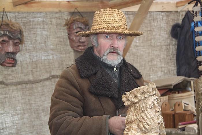 Viļņas amatniecības gadatirgus «Kaziukas 2012» - www.vilnius-tourism.lt