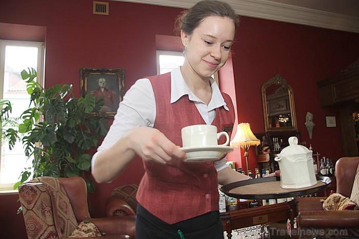 Viļņas apmeklētājiem iesakām četru zvaigžņu viesnīcu Shakespeare Hotel - brokastis - www.shakespeare.lt