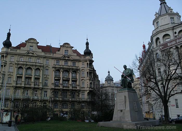 Prāga mēdz dēvēt par Maģisko pilsētu! Bagāta ar gleznainiem arhitektūras pieminekļiem, kultūras centru un vijošām bruģētām ielām -  www.czechairlines. 73510